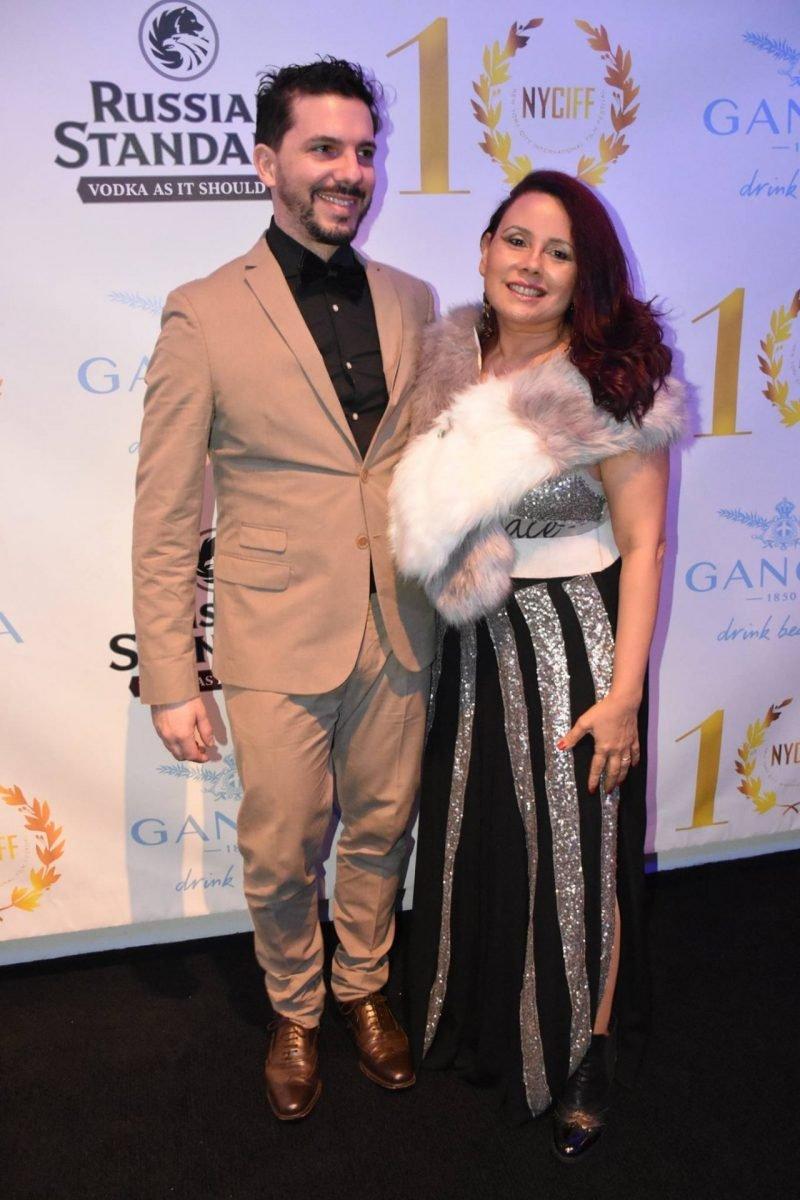 Viviana Puello & Alan Grimandi