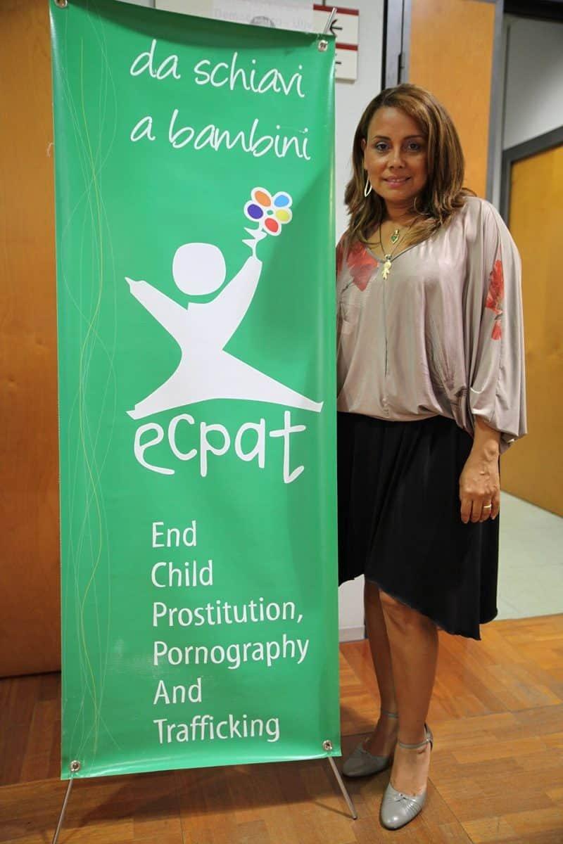 Viviana Puello & ECPAT